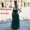 dark green no train